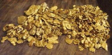 На Чукотке выросла добыча золота, природного газа и каменного угля